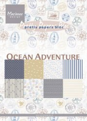 Marianne Design Pappersblock Ocean Adventure