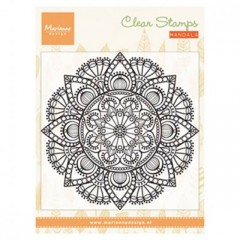 MarianneDesign clear stamps mandala
