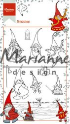MarianneDesign clearstamps Hetty s Gnomes