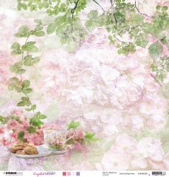 Studio light Papper English Garden nr 58 12x12 inch