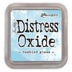 Ranger Distress Oxide - Tumbled Glass