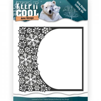 Amy Design Dies Keep it Cool Rounded Frame