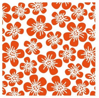 Marianne Design embossingfolder Flower