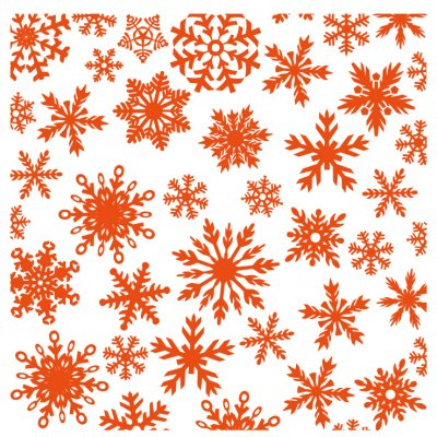 Marianne Design Embossing folder Ice Crystals