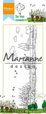 MarianneDesign clearstamps Hettys In the Meadow