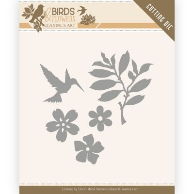 Jeanines Art dies Birds and Flowers Birds Foliage
