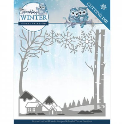 Yvonne Creations Winter Landscape